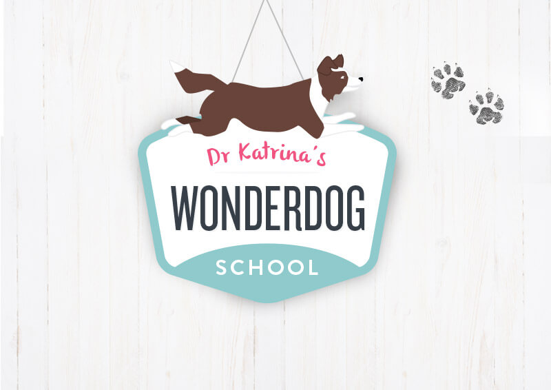 wonderdog school logo