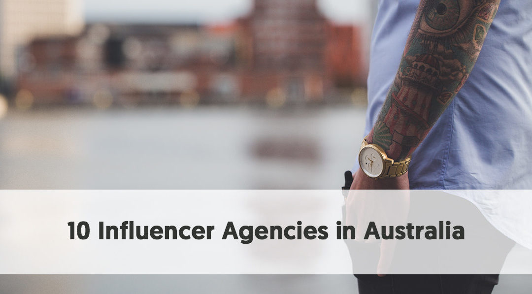 Marmot Inc. Named in Top 10 Influencer Marketing Agencies Down Under